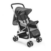 Carrinho de Bebê Berço Flip Preto - Multikids - BB505 -