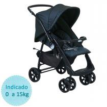 Carrinho de Bebê Burigotto AT6 K - Netuno -