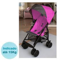 Carrinho de Bebê Burigotto Cosy - Pink - Burigotto