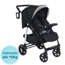 Carrinho de Bebê Burigotto Primus - Aretam - Neutra - Burigotto