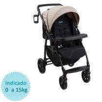 Carrinho de Bebê Burigotto Primus K - Capuccino -