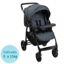 Carrinho de Bebê Burigotto Primus K - Volterra - Neutra -