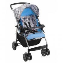 carrinho de bebê Burigotto Rio K cartoon para crianças recém-nascidas até 15kg -