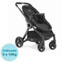 Carrinho de Bebê Chicco Urban Plus - Black - Chicco