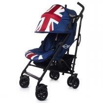 Carrinho de Bebê EasyWalker Mini Buggy - Union Jack Classic - Neutra - EasyWalker