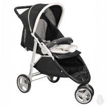 carrinho de bebê galzerano cross preto -