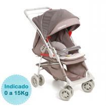 Carrinho de Bebê - Galzerano - Maranello - Cappuccino -