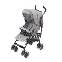 Carrinho de Bebê Genua Graphite Abc Design -