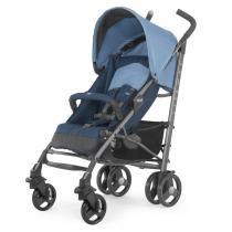 Carrinho De Bebê Lite Way Basic 2 Blue - Chicco - Azul -