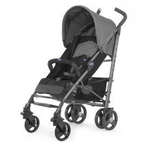 Carrinho De Bebê Lite Way Basic 2 Coal - Chicco -