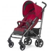 Carrinho De Bebê Lite Way Basic 2 Red - Chicco - Vermelho -