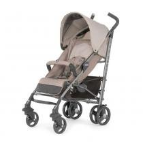 Carrinho De Bebê Lite Way Basic 2 Sand - Chicco -