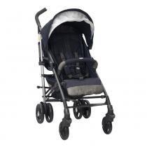 Carrinho de bebê Lite Way Top 2 com 5 posições e barra de proteção - Chicco