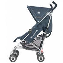 Carrinho de Bebê Maclaren Quest Sport - Denim Indigo - MacLaren