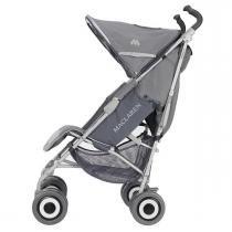 Carrinho de Bebê Maclaren Techno XT - Charcoal - Neutra - MacLaren