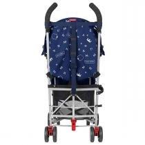 Carrinho de Bebê Maclaren Triumph - Medieval Blue - Neutra - MacLaren