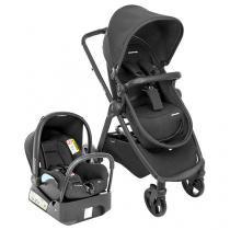 Carrinho de Bebê Maxi-Cosi Discovery Reclinável - 3 Posições até 15Kg com Bebê Conforto
