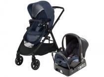 Carrinho de Bebê Maxi-Cosi Travel System Anna   - 3 Posições Crianças até 15kg com Bebê Conforto