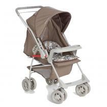 Carrinho de Bebê Milano Reversível II Panda Galzerano -