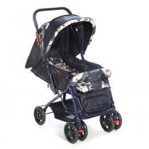 Carrinho de Bebê para Passeio Funny Azul Voyage -