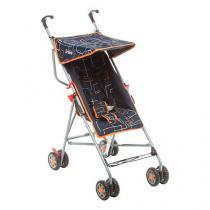 Carrinho de Bebê Para Passeio, Laranja Mandarino, Umbrella Linea, B8 - Voyage