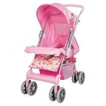 Carrinho de Bebê para Passeio Tutti Baby Magni - Reclinável 4 Posições p/ Crianças até 15kg