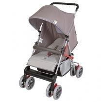 Carrinho de Bebê para Passeio Tutti Baby Tithus - Reclinável 4 Posições para Crianças até 15kg