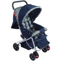 Carrinho de Bebê Passeio Baby Style Sweet - Reclinável para Crianças até 15kg