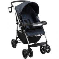 Carrinho de Bebê Passeio Burigotto AT6 K - Reclinável 4 Posições para Crianças até 15kg