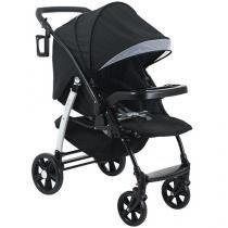Carrinho de Bebê Passeio Burigotto Primus - Reclinável 3 Posições para Crianças até 15kg