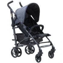 Carrinho de Bebê Passeio Chicco  - Lite Way Basic 2 Coal 5 Posições