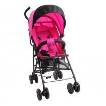 Carrinho de Bebê Passeio Cosy 2 Posições Pink Burigotto - Burigotto
