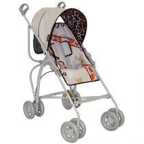 Carrinho de Bebê Passeio Galzerano Campora - Reclinável Assento Reversível