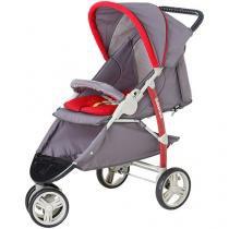 Carrinho de Bebê Passeio Galzerano Cross - Reclinável para Crianças até 15kg