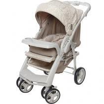 Carrinho de Bebê Passeio Galzerano Optimus - Reclinável 4 Posições para Crianças até 15kg