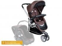 Carrinho de Bebê Passeio Kiddo Compass Reclinável - 3 Posições para crianças até 15kg