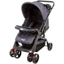Carrinho de Bebê Passeio Prime Baby Concord Max - Reversível 3 Posições para Crianças até 15kg