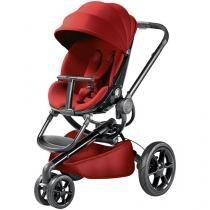 Carrinho de Bebê Passeio Quinny Moodd Reclinável - 3 Posições Assento Reversível p/ Crianças até 15kg