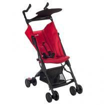Carrinho de Bebê Passeio Safety 1st Pocket Zippy - Reclinável 2 Posições para Crianças até 15kg