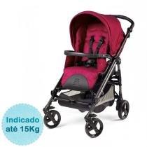 Carrinho de Bebê Peg Pérego Easy Drive - Agata - Neutra - Peg Pérego