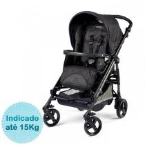 Carrinho de Bebê Peg Pérego Easy Drive - Galaxy - Neutra - Peg Pérego
