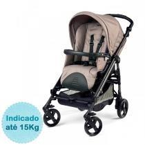Carrinho de Bebê Peg Pérego Easy Drive - Geo - Neutra - Peg Pérego
