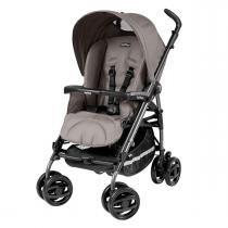 Carrinho de Bebê Peg Pérego Pliko P3 Compact - Beige - Neutra - Peg Pérego