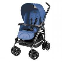 Carrinho de Bebê Peg Pérego Pliko P3 Compact - Bluette -