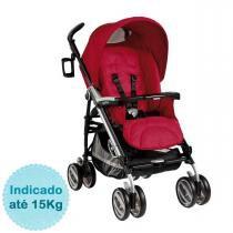Carrinho de Bebê Peg Pérego Pliko P3 Compact - Marte - Neutra - Peg Pérego