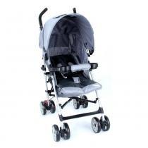 Carrinho de Bebê Sunshine Burigotto 3 Posições Cinza -