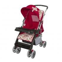 Carrinho de Bebê Thor 03900.29 Vermelho - Tutti Baby - Tutti Baby