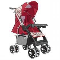 Carrinho De Bebê Thor 4 Posições 03900T Tutti Baby -