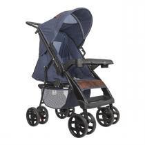 Carrinho De Bebê Thor Azul Turquesa 03900.35 Tutti Baby - Tutti Baby