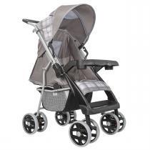 Carrinho De Bebê Thor Plus 4 Posições 03900T Tutti Baby -